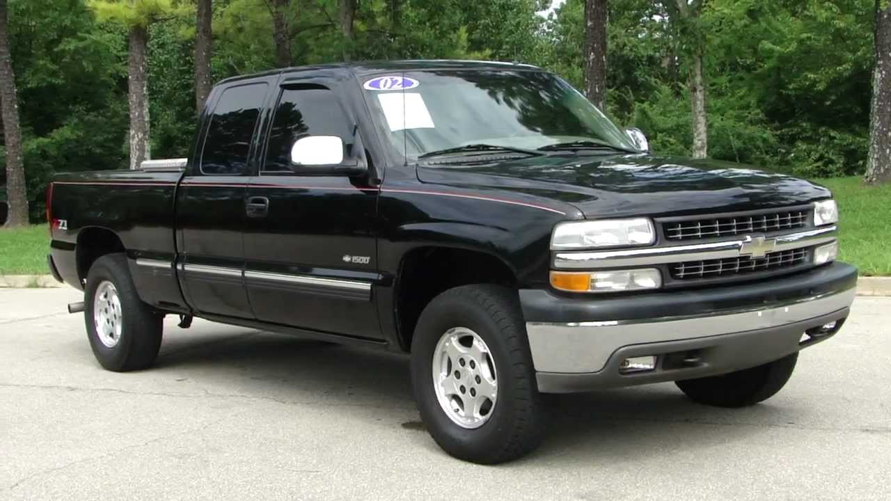 Pickup 2002 chevy pickup : 2002 Chevy Truck - Best Truck In The Word 2017